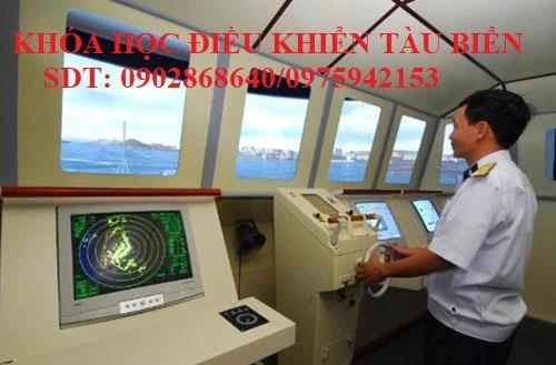 Khóa học điều khiển tàu biển tại hải phòng