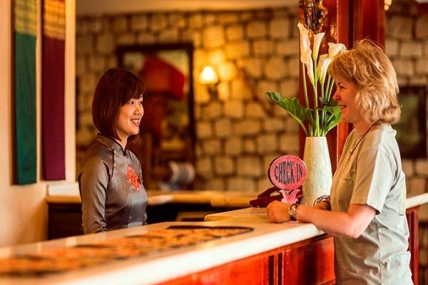 Lớp học nghiệp vụ Nhà hàng - Khách sạn tại Hồ Chí Minh 02