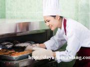 Tuyển thợ làm bánh tại TPHCM