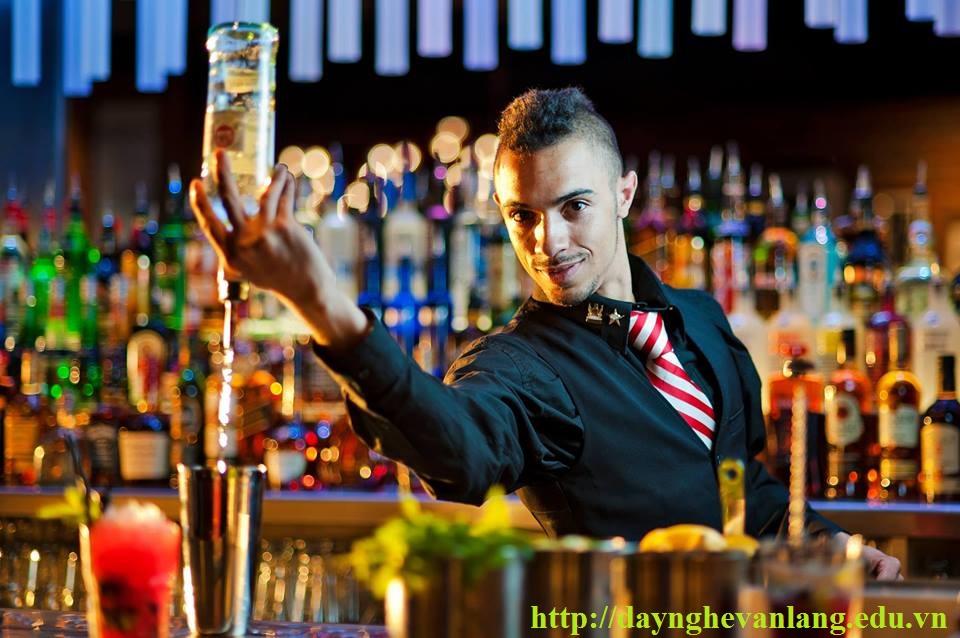 Đào tạo Pha chế đặc biệt - Chương trình dành cho các Bartender chuyên nghiệp 01