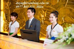 đào tạo nghiệp vụ quản lý nhà hàng, khách sạn.