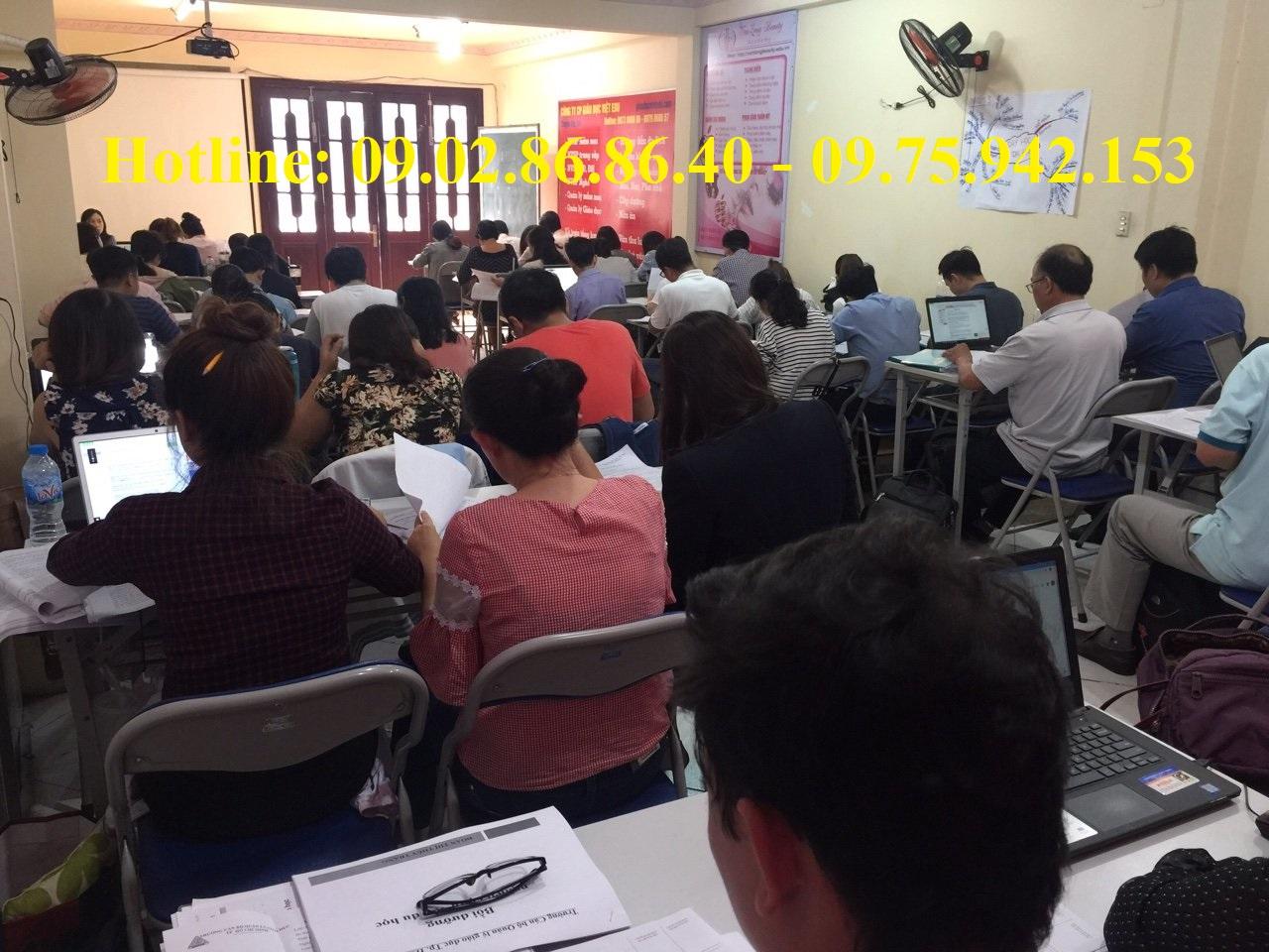 Lớp tư vấn du học tại tphcm